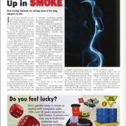 Up in Smoke – Synthetic marijuana used in many Australian workplaces