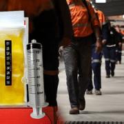 500% rise in drug detection at BMA's Goonyella Riverside mine