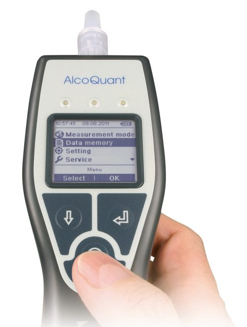 AlcoQuant 6020 Plus Standard Breathalyser