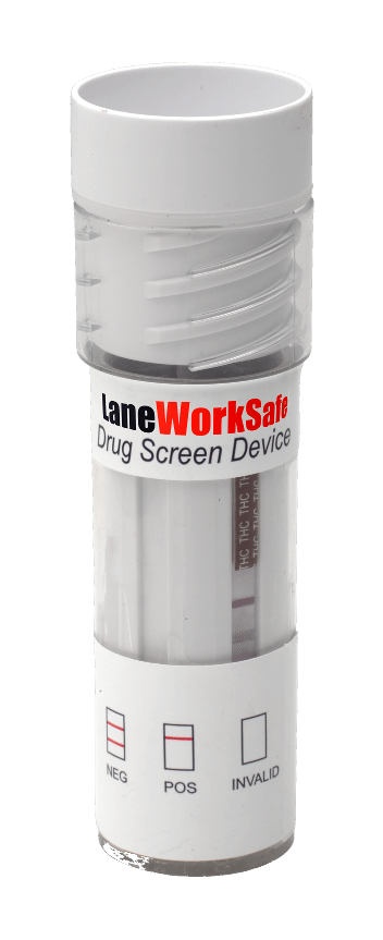 Accurate Oral Fluid Drug Screen 6