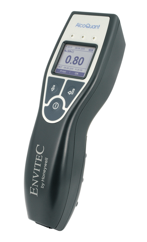 AlcoQuant 6020 Plus Passive Breathalyser